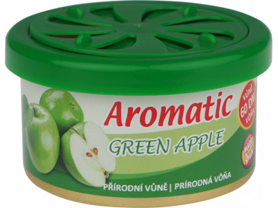 Aromatic Green Apple – zelené jablko