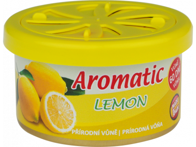 Aromatic Lemon – citrón
