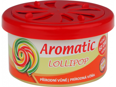 Aromatic Lollipop – lízátko