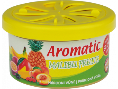 Aromatic Malibu Fruits