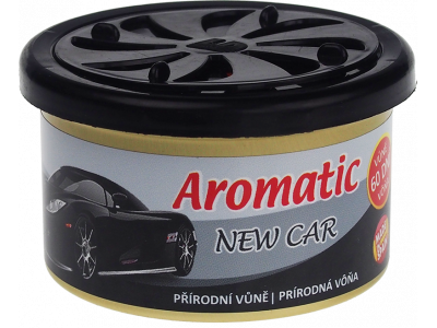 Aromatic New Car