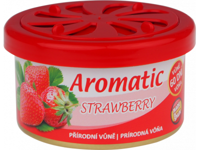 Aromatic Strawberry - jahoda