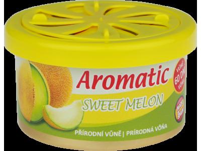 Aromatic Sweet Melon – sladký meloun