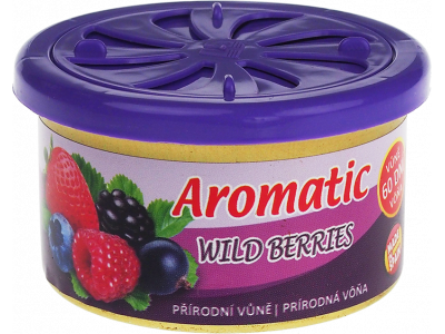 Aromatic Wild Berries – lesní ovoce