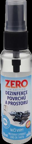 Dezinfekce povrchů a prostoru ve spreji – 60 ml