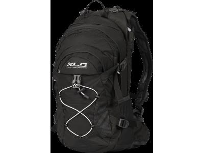Cyklistický batoh XLC BA-S48, černá/bíla – s objemem 18l