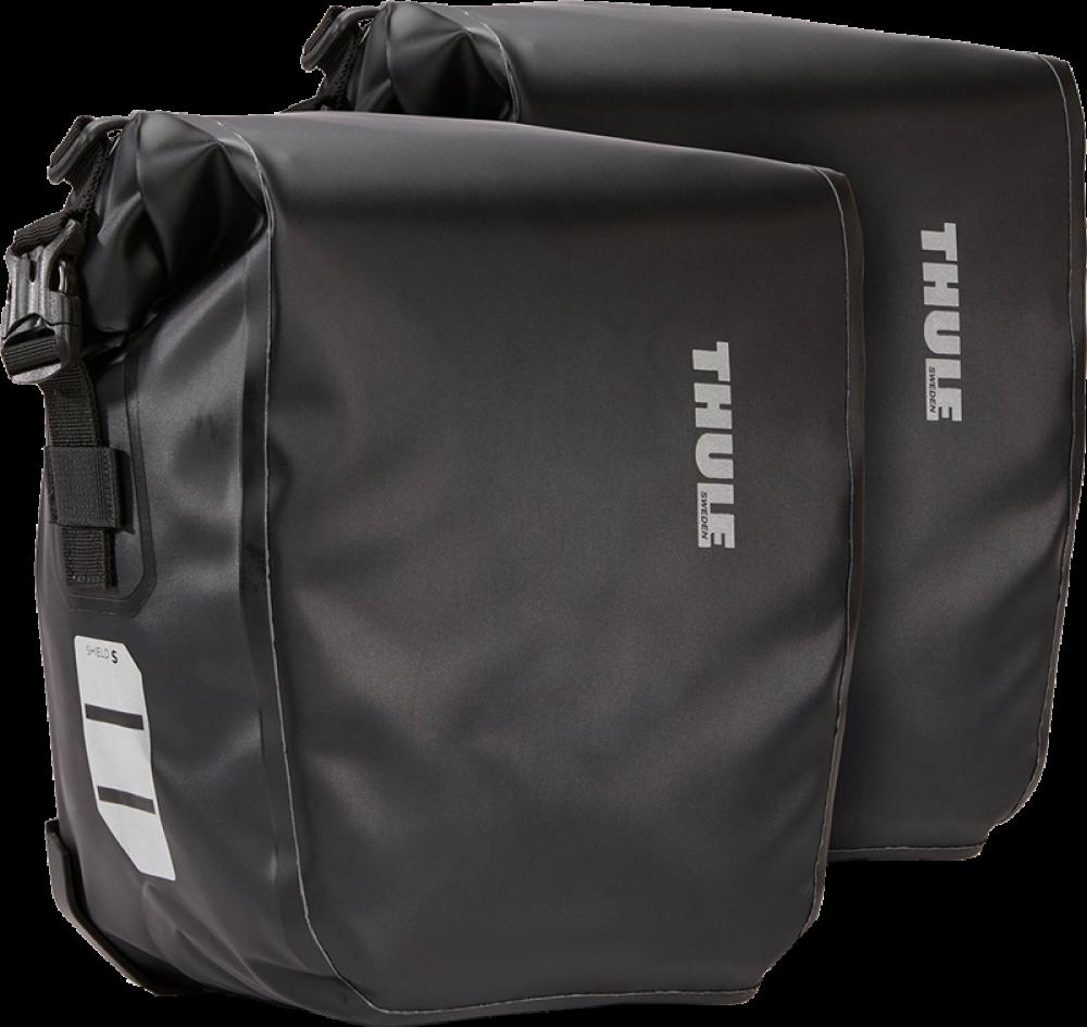 Boční brašny na nosič Thule Shield Pannier 13L – černá