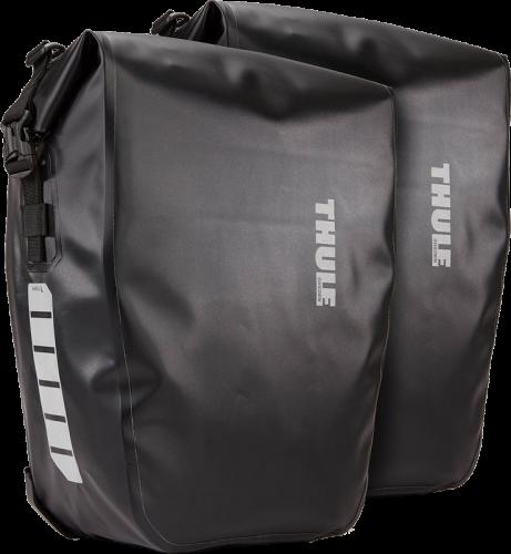 Boční brašny na nosič Thule Shield Pannier 25L – černá