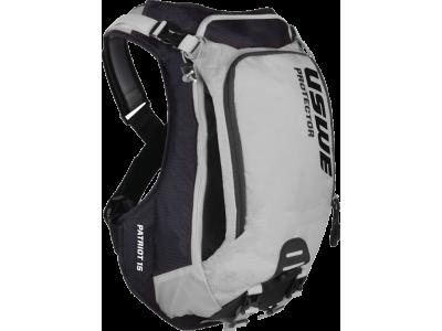 Cyklistický batoh USWE Patriot 15L černá/šedá