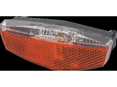 LED zadní světlo nosiče včetně odrazky XLC CL-R19