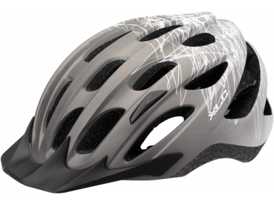 Cyklistická přilba XLC Scratch antracitová BH-C20