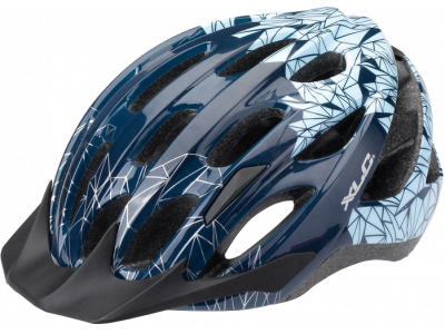 Cyklistická přilba XLC Prism modrá BH-C20