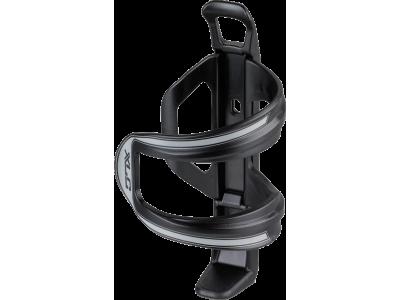 XLC držák na láhev Sidecage, černá/šedá