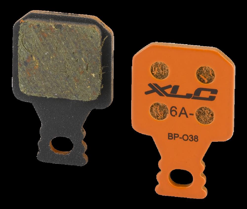 Brzdové destičky pro kotoučové brzdy XLC BP-038
