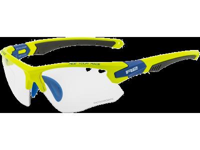 Cyklistické sluneční brýle R2 CROWN AT078G