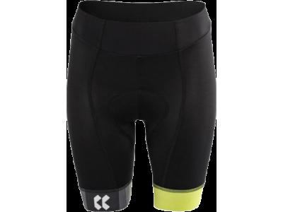 Dámské cyklistické kalhoty KALAS Motion – černá/zelená