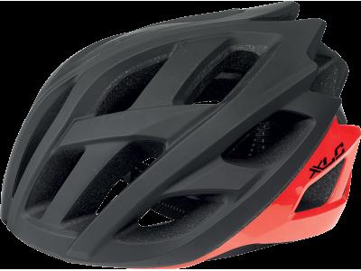 Cyklistická přilba XLC BH-C23 – černá/červená