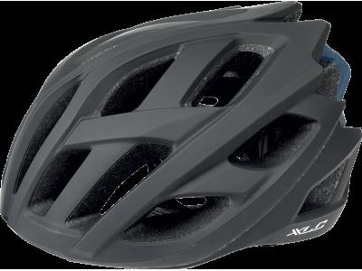 Cyklistická přilba XLC BH-C23 – černá/modrá