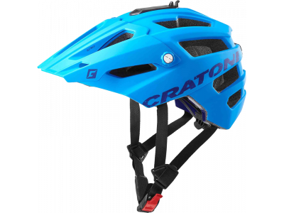 Cyklistická helma Cratoni AllTrack – modrá