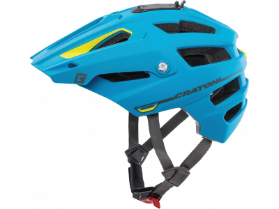 Cyklistická přilba Cratoni AllTrack, modrá