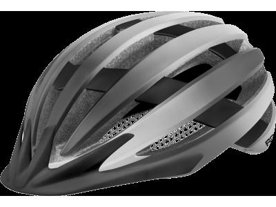 Cyklistická přilba R2 ATH27B VENTU – černá/bílá