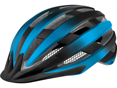 Cyklistická přilba R2 ATH27C VENTU – černá/modrá