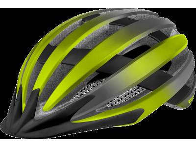 Cyklistická přilba R2 ATH27E VENTU – černá/žlutá