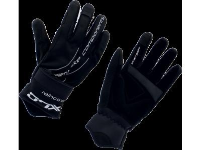 Dlouhoprsté zimní rukavice XLC CG-L17, s nasazovacím krytem proti dešti