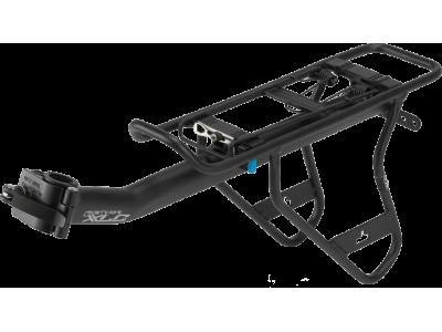 Nosič na kolo XLC Carry More RP-R12, pro upevnění na sedlovku