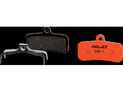 Brzdové destičky pro kotoučové brzdy XLC BP-O20