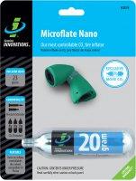 Cyklo hustilka CO2 Microflate Nano