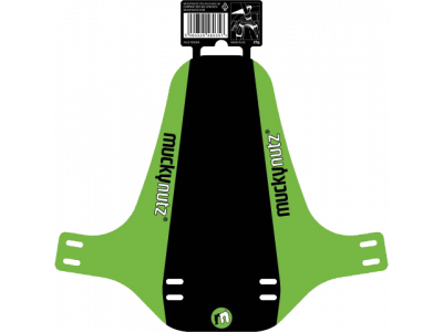 Přední blatník Mucky Nutz – zelený