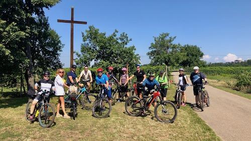 Cyklovýlet s Haibike Morava 4.8.2019