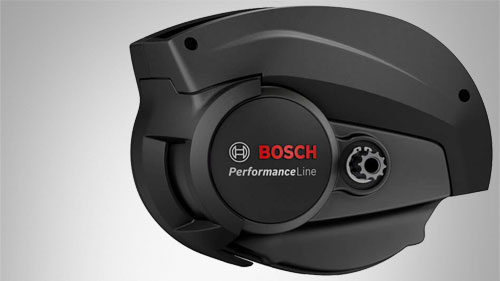 Motor Bosch Performance