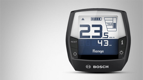 Displej Bosch Intuvia