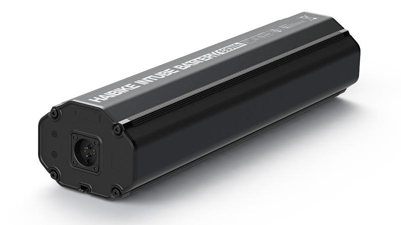 Haibike elektrokolo FLYON baterie