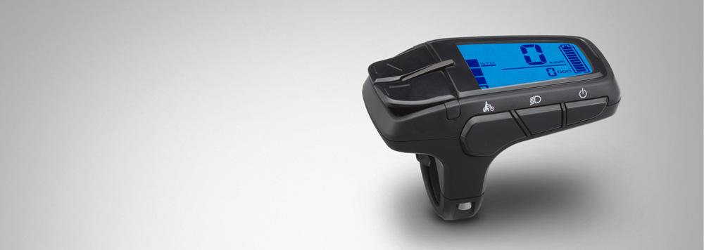 Haibike Yamaha LCD boční tlačítka