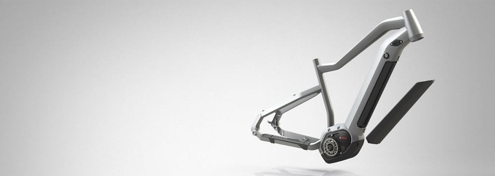 Haibike Technic Bosch-Intube