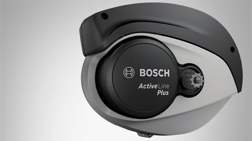 Motor Bosch Active Plus
